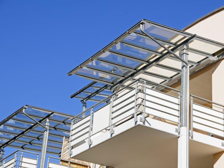Extrem Glasdach und Glasüberdachung nach Maß - Glaserei Nähe Rosenheim QJ51
